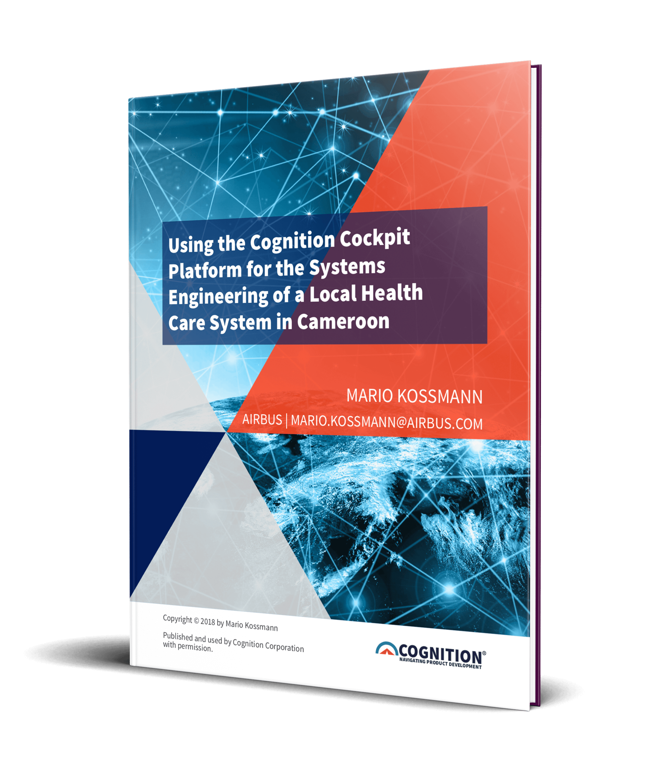 Using the Cognition Cockpit Platform for the Systems Engineering of a Local Health Care System in Cameroon, a Case Study