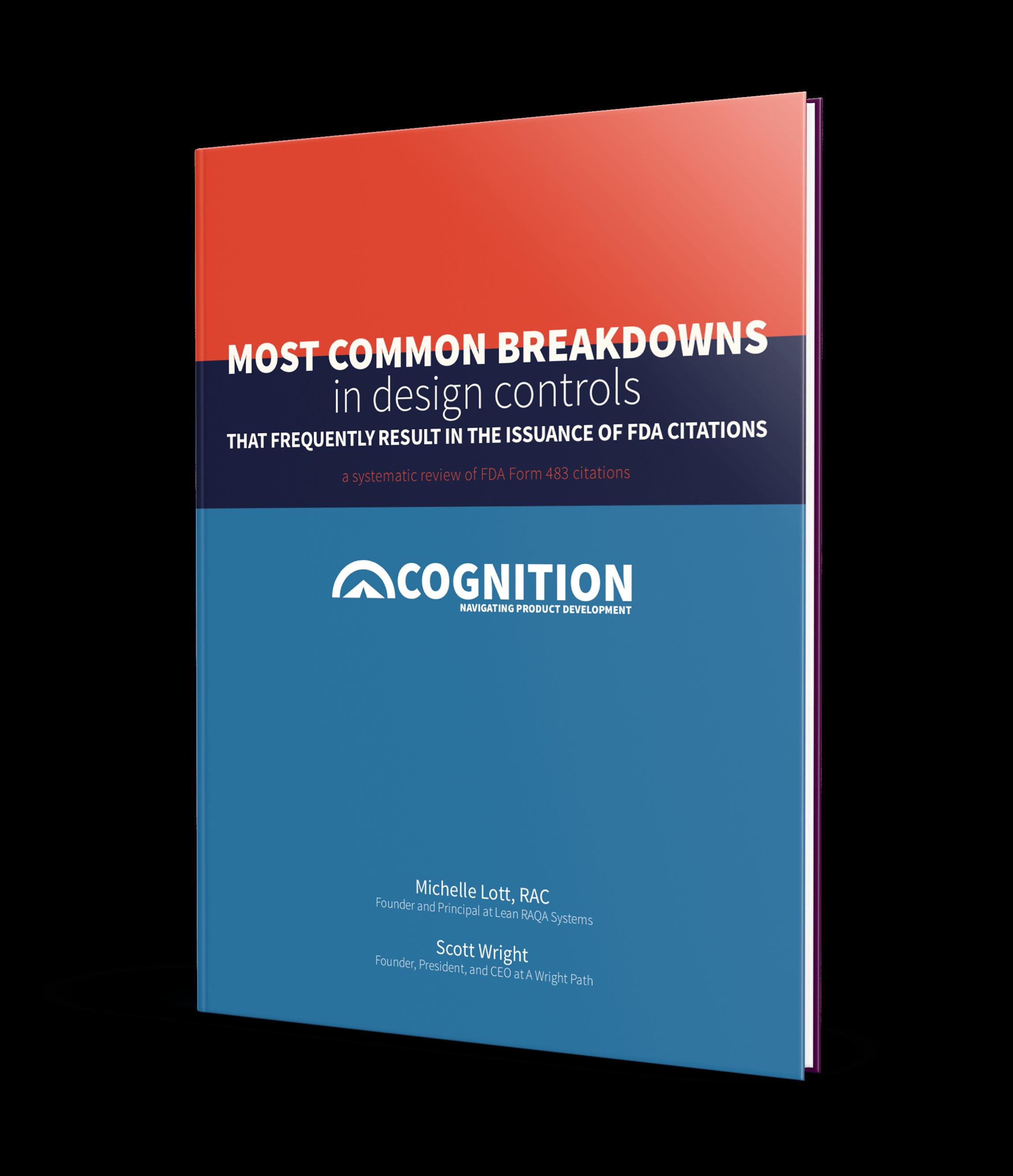 Cognition Corporation Design Controls White Paper Series: Part 2 - Design Controls