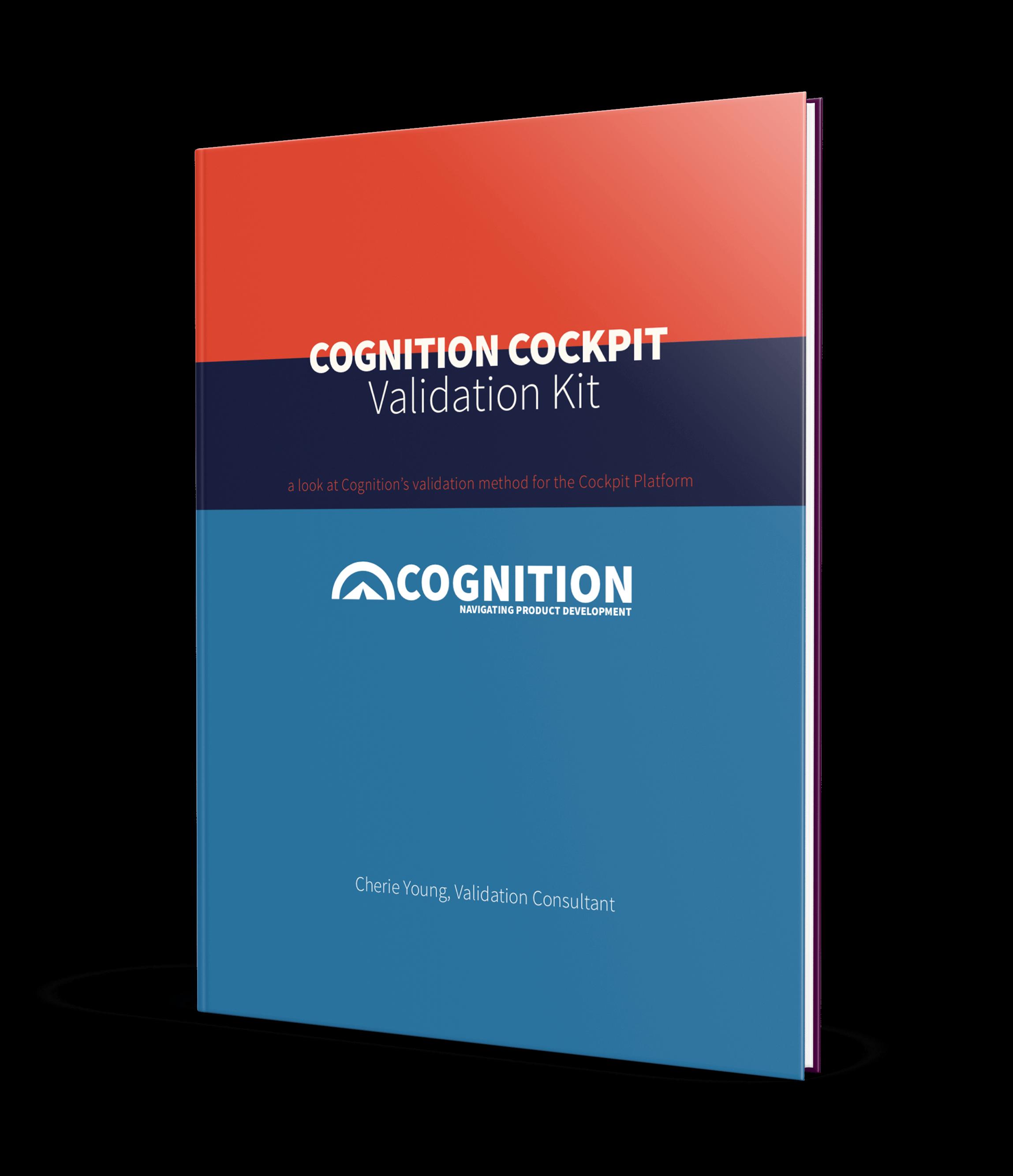Cognition Corporation White Paper: Cockpit Platform Validation Kit